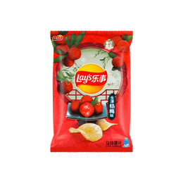 Lay's Potato Chips Bayberry Flavor 60g