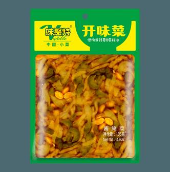 四川味聚特 开味菜 105g 不同包装随机发