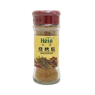 禾茵 高品质调味香料 烧烤粉 35g 四川特产