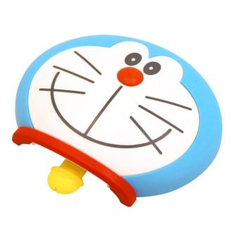 日本LEC 哆啦A梦 卡通超强粘贴力湿巾盖 防尘防燥反复使用 单件入