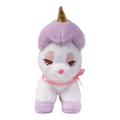 【Clearance】AMUSE Purple Unicorn Plush Toy 4 in1 Keychain 4inch