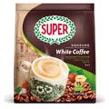 【马来西亚直邮】 马来西亚 SUPER 超级 炭烧香烤榛果三合一白咖啡 36g x 15
