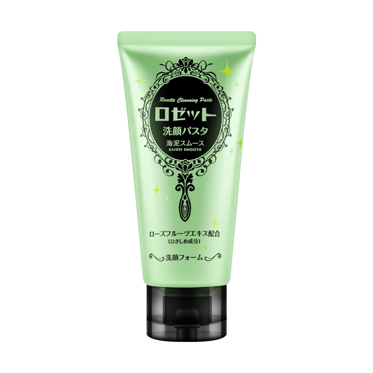 Yamibuy.com:Customer reviews:SENGAN PASTA ROSETTE Sea Mud Cleanser 120g @Cosme Award No.1