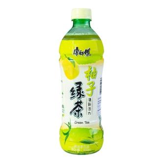 康师傅 柚子绿茶 500ml