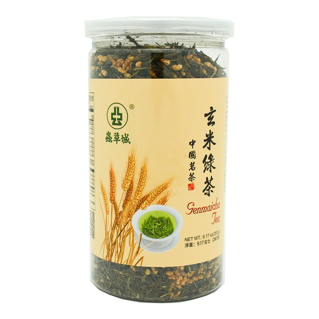 Product Detail - CHUNG CHOU CITY Genmaicha Tea 260g - image 0