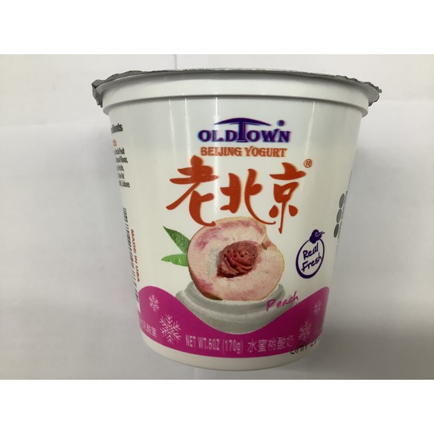 商品详情 - 老北京 酸奶水 蜜桃味6oz - image  0