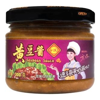 LIMIN利民 黄豆酱 300g