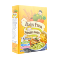 【儿童食品】台湾宝乐友 儿童蔬菜细面 250g