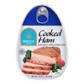 美国BRISTOL 速食火腿肉罐装 454g USDA认证