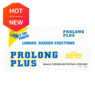 Adult toy TOPCO SALES TLC Prolong Plus with Ginseng Power Boost 56g