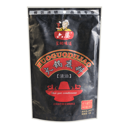 LIUPO Hot Pot Soup Base 580g