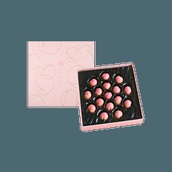 【仙女种草款】关茶 桃桃的心意夹心巧克力礼盒 152g