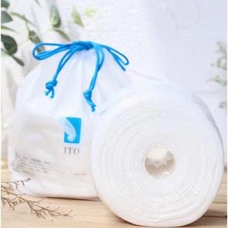 ITO Ultra Soft Facial Cleansing Cloths 80 Sheets