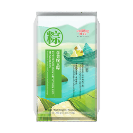 ONETANG Rice Dumplings with Yolk and Mung Beans 3pc 300g