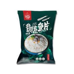地道中国味翡脆⻥⽚ 罗⾮⻥