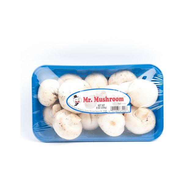 商品详情 - 白蘑菇8盎司 - image  0