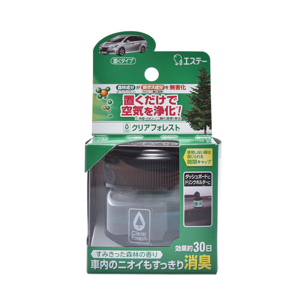 Product Detail - S.T. CLEAR FOREST Car Air Refreshing Deodorant 36g - image 0