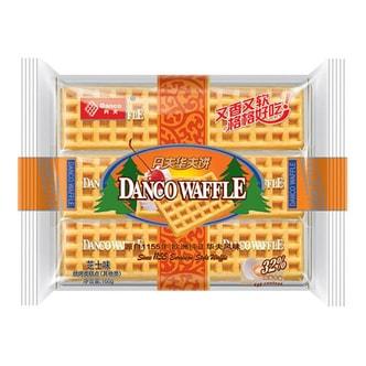 丹夫 华夫饼 芝士味 160g