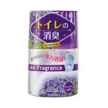 日本KOKUBO小久保 厕所卫浴使用空气清新消臭剂 薰衣草香 400ml