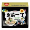 日本NISSIN日清 出前一丁 即食汤面 黑蒜油猪骨汤味  5包入  500g