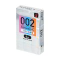 日本OKAMOTO冈本 002系列 超薄安全避孕套 002EX 炫彩 6个入