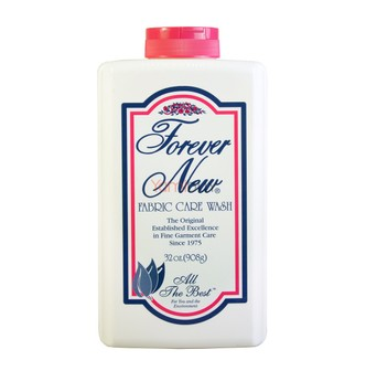 FOREVER NEW Fabric Care Wash Laundry Detergent 32oz/908g