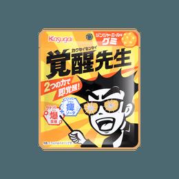 日本KASUGAI春日井 觉醒先生 姜汁汽水味 29g