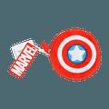 名创优品Miniso 漫威系列 毛绒零钱包, 美国队长