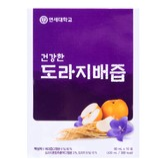 韩国YONSEI延世牌 桔梗梨汁 80ml x 10包
