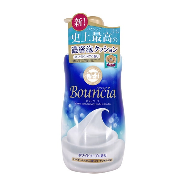 Product Detail - COW Bouncia Body Wash 500ml - image 0