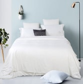 Qbedding Light Silk Duvet Insert King Size