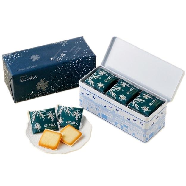商品详情 - 【日本直邮】DHL直邮3-5天到 超人气产品 日本北海道 白色恋人 白巧克力饼干 27枚装 - image  0