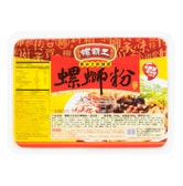 LUOBAWANG Guangxi LuoSiFen (Pickle Flavor Noodles) 248g (No Quail Egg Random Version)