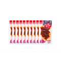【Value Pack】Dried Bean Curd Snacks Spicy Flavor 25g*10