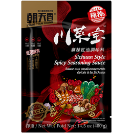 朝天香 川菜宝麻辣红油 川味调味包 400g