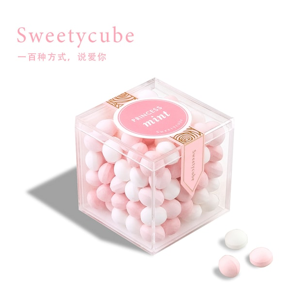 Product Detail - SWEETYCUBE rose Jasmine sweet 95g - image 0