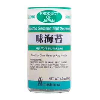 日本MISHIMA 香松系列 日式拌饭料 海苔芝麻味 55g