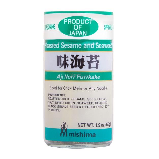 商品详情 - 日本MISHIMA 香松系列 日式拌饭料 海苔芝麻味 55g - image  0