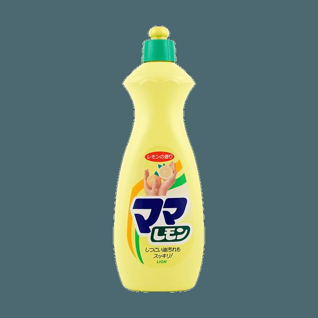 Product Detail - LION Dishwashing Detergent Liquid #Lemon Scent 800ml - image 0