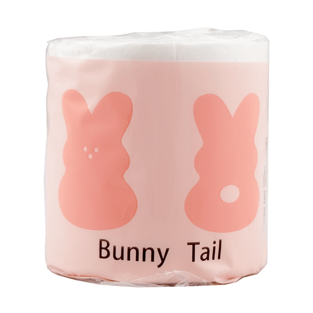 Product Detail - [GIFT] Bunny Tail toilet paper tissue 2ply 500 sheets 1 roll - image 0