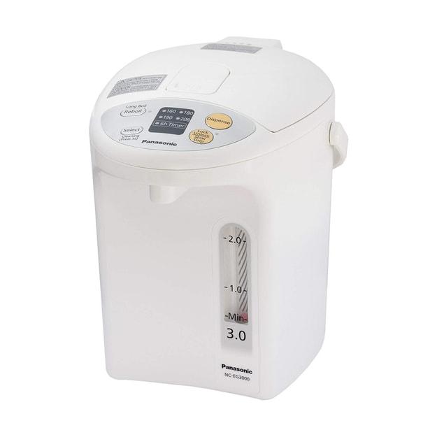 商品详情 - 日本PANASONIC松下 全自动智能安全保温煮水器 3L NC-EG3000 - image  0