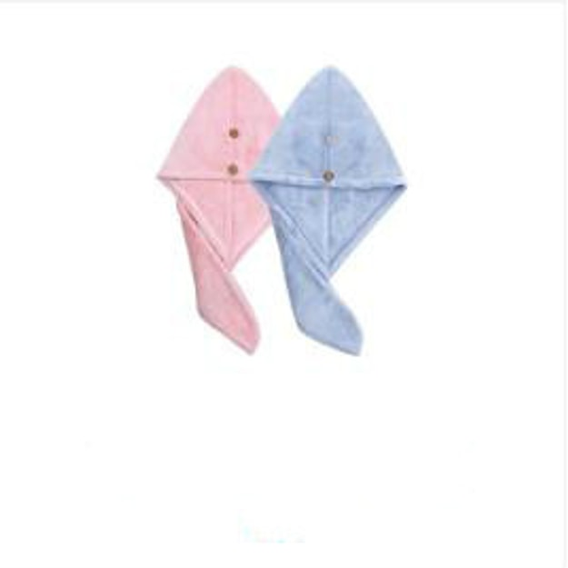 Product Detail - XIAOMI Hair Drying Cap #Pink - image 0