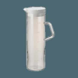 HARIO||时尚大气耐热冷水壶||白色 1个
