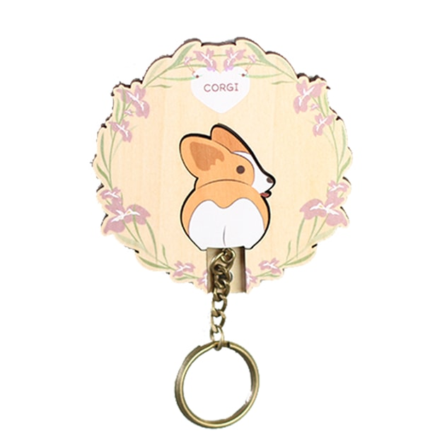 Product Detail - DAZZY LIFE Key House #Corgi - image 0