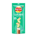百事LAY'S乐事 山药薄片 清新黄瓜味 80g