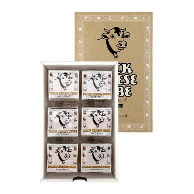 商品详情 - 【日本直邮】DHL直邮3-5天到 东京牛奶芝士工厂  超浓厚芝士蛋糕 6枚装 - image  0