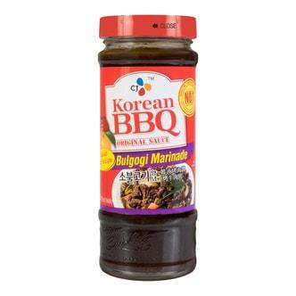 韩国CJ希杰 韩式烧烤酱 烤牛肉腌酱 500g