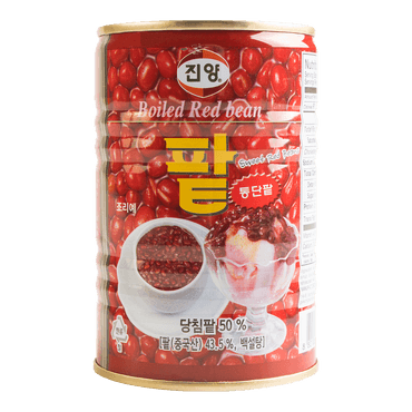 【Clearance】HYOSUNG Boiled Red Bean 475g
