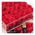 漫花情书 永生花彩妆珠宝盒 遇见 嫣红玫瑰