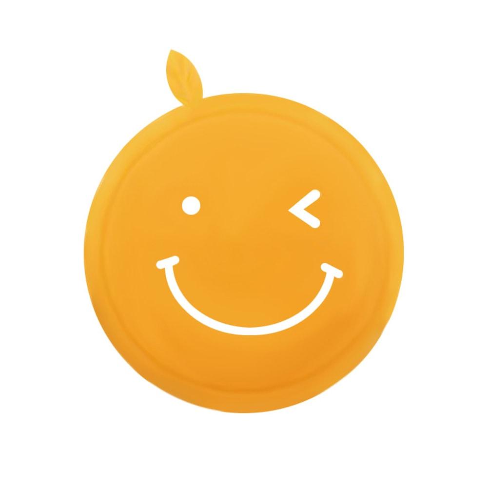 韩国MORACC 微笑 硅胶垫 #橘色 怎么样 - 亚米网